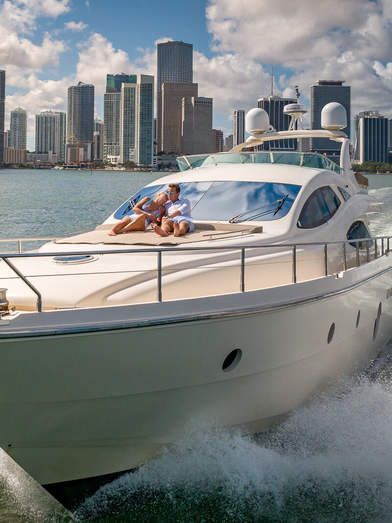 How much does it cost to rent a yacht in Miami? » Monet Yacht Charters