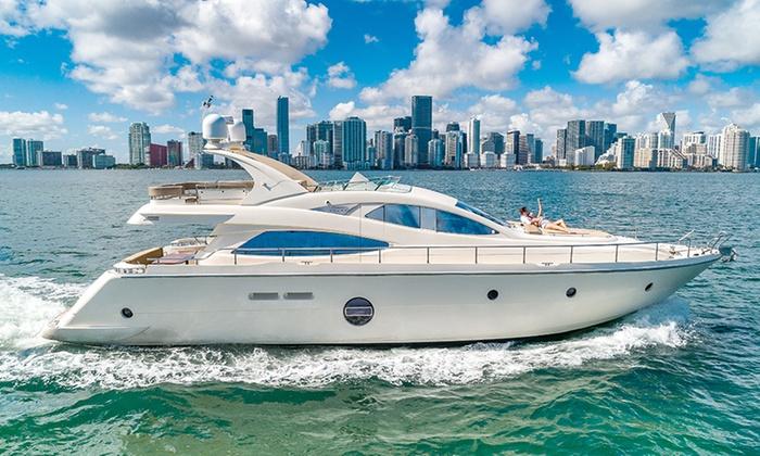 cheap yacht rentals miami