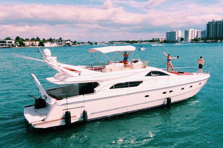 Private Yacht Rental Miami