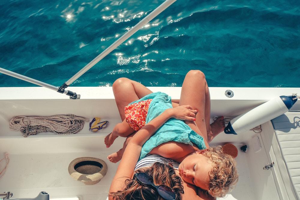 Mother's Day Boat Rental in Miami