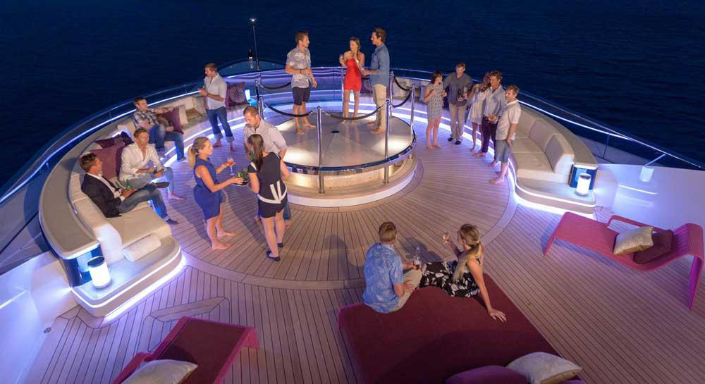 party yacht rental miami
