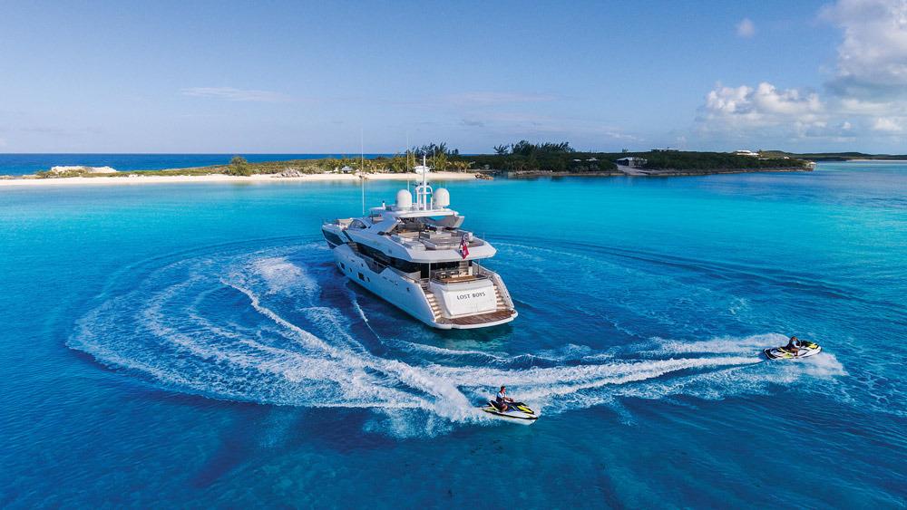 charter boat from miami to bahamas