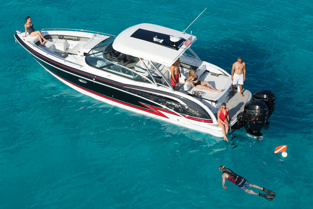 Chartering Party Yachts