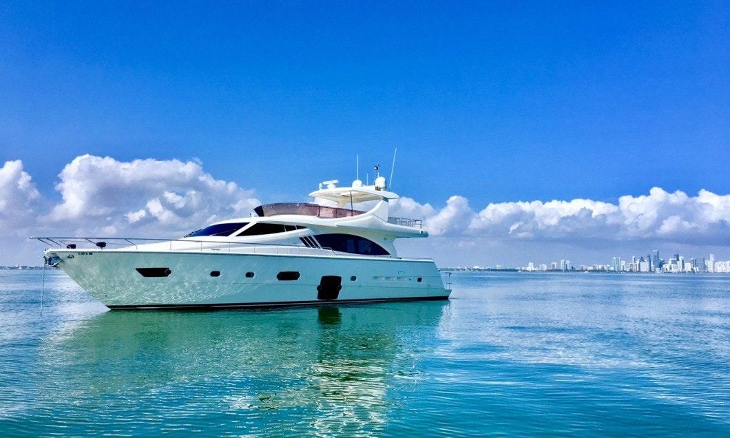 boat charter miami beach
