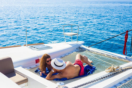 Miami Yacht Charter Honeymoon