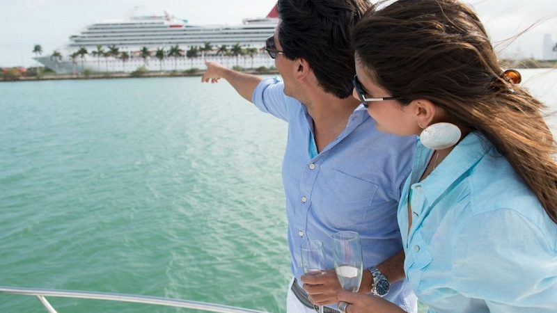 Romantic Yacht Charter Miami