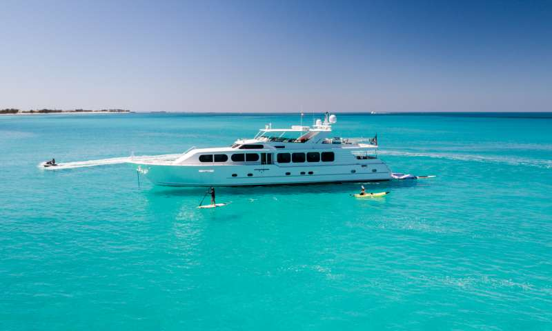 Rent a Boat in Florida in winter
