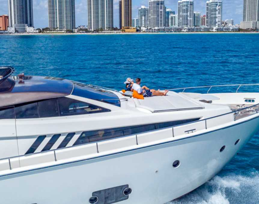 Luxury Yacht Charters in Miami