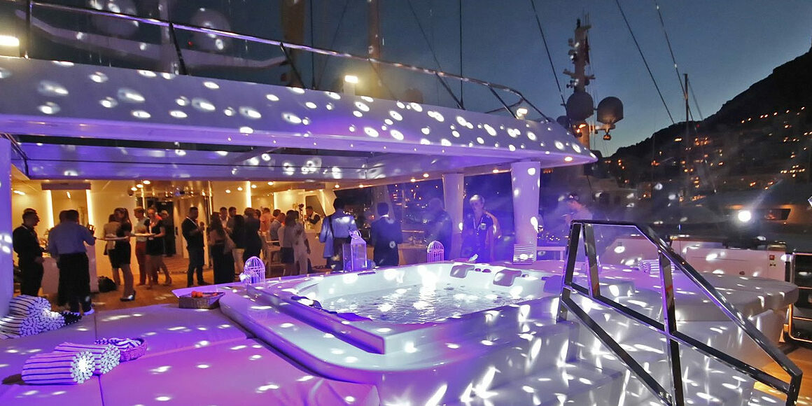 Corporate Event Charter Yacht