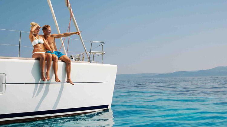 romantic boat rental cruise Miami
